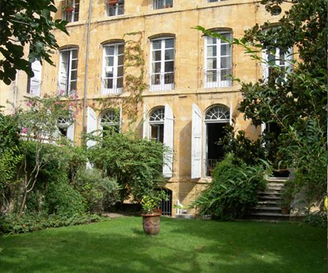 Maison d hotes aix en provence ventana blog - Maison jardin toulouse aixen provence ...